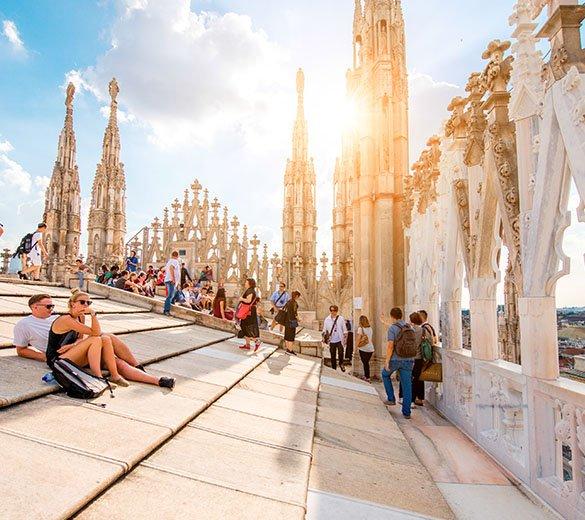 Duomo-Terrace
