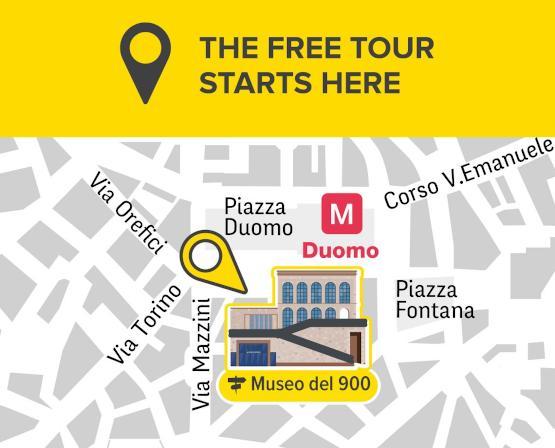 MEETING POINT MILAN FREE TOUR