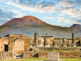 pompeii ruins guided tour