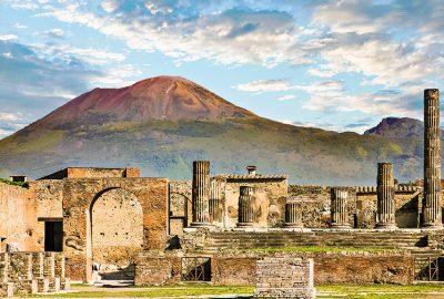 pompeii ruins guided tour